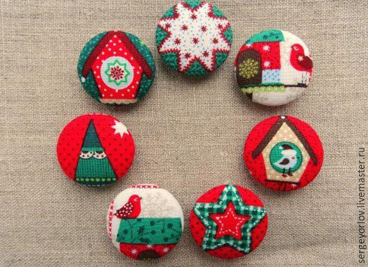 Шитье ручной работы. Ярмарка Мастеров - ручная работа. Купить Рождество в парке. Handmade. Комбинированный, рождественский декор, рождественская звезда