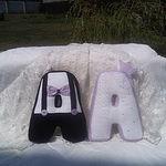 Буквы Подушки от D.S.Zest (podushka-bukva) - Ярмарка Мастеров - ручная работа, handmade