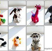 Куклы и игрушки ручной работы. Ярмарка Мастеров - ручная работа Игрушки из шерсти. Handmade.