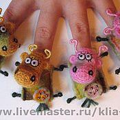 Куклы и игрушки ручной работы. Ярмарка Мастеров - ручная работа БЫКИ! ... и Коровки. Handmade.