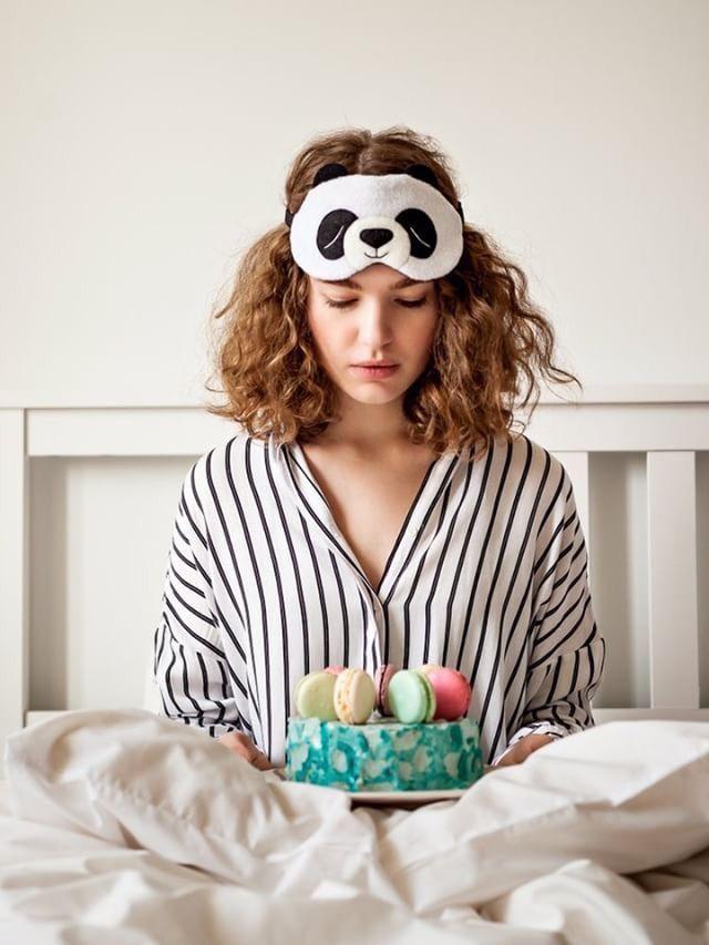 Sleep mask 'Panda', Sleep masks, Vladivostok,  Фото №1
