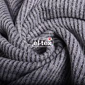 Материалы для творчества handmade. Livemaster - original item Overcoat wool blend fabric with lurex 0,5 RM.m. Handmade.