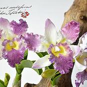 Цветы и флористика handmade. Livemaster - original item The song