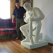 Для дома и интерьера ручной работы. Ярмарка Мастеров - ручная работа Воин. Handmade.