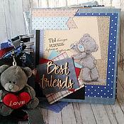 альбом «Мишка Тедди» (мальчику)