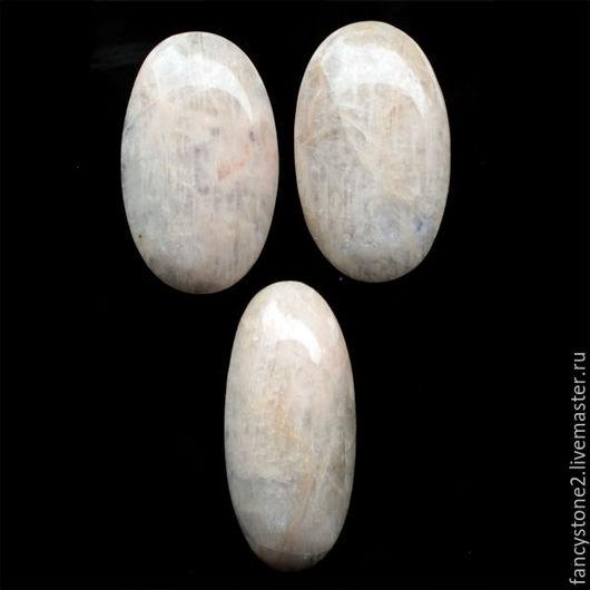 Для украшений ручной работы. Ярмарка Мастеров - ручная работа. Купить Беломорит комплект кабошонов №1609188 из натурального камня. Handmade.