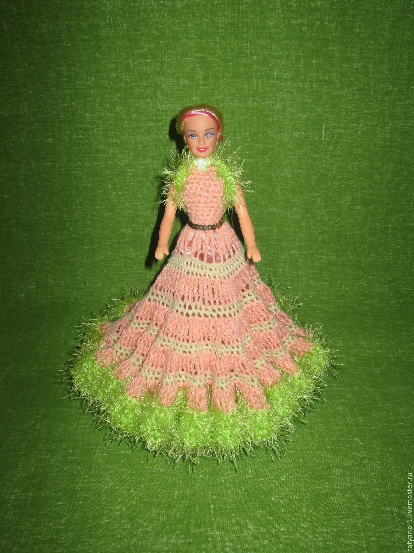 Платья для коллекционных кукол