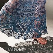 """Одежда ручной работы. Ярмарка Мастеров - ручная работа вечернее платье """"Кружевная фантазия"""". Handmade."""