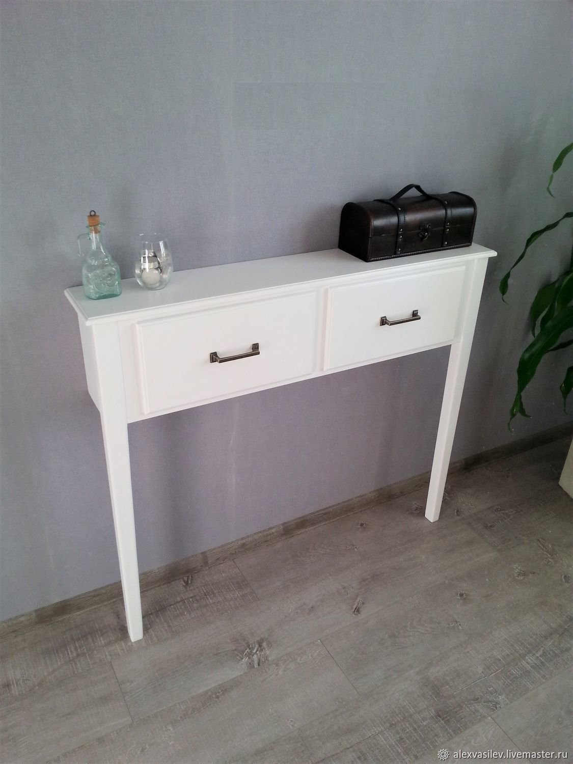 Console table with drawers 'Minnesota Mini', Tables, Moscow, Фото №1