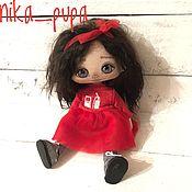 Куклы и пупсы ручной работы. Ярмарка Мастеров - ручная работа Кукла текстильная ручной работы, кукла коллекционная, кукла интерьерна. Handmade.