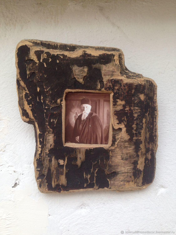 Рамка деревянная РЕРИХ, Фоторамки, Ялта,  Фото №1