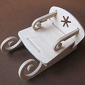 Материалы для творчества handmade. Livemaster - original item sled. Handmade.