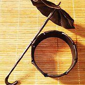 """Для дома и интерьера ручной работы. Ярмарка Мастеров - ручная работа пепельница """" зонт"""". Handmade."""