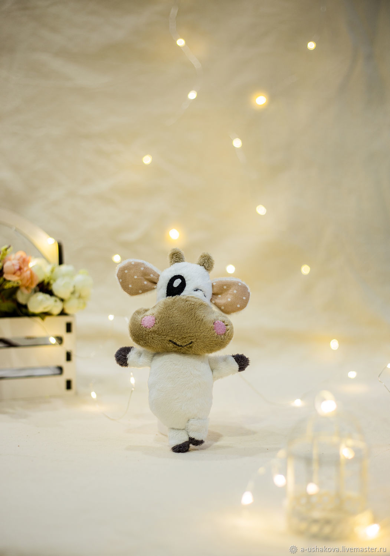 Танцующая коровка Мими, Мягкие игрушки, Домодедово,  Фото №1