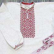"""Рубашки ручной работы. Ярмарка Мастеров - ручная работа Рубаха """"Богатырь"""". Handmade."""