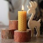 Восковые свечи с травами и специями - Ярмарка Мастеров - ручная работа, handmade