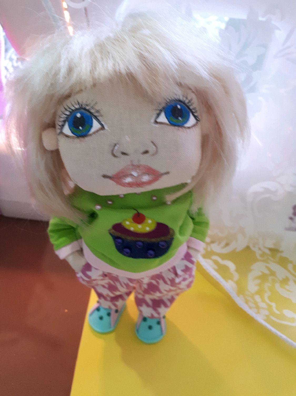 Кукла- малышка, Куклы Тильда, Волгоград,  Фото №1
