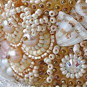 """Украшения ручной работы. Ярмарка Мастеров - ручная работа Браслет  """"На дне морском"""". Handmade."""
