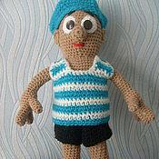 Куклы и игрушки ручной работы. Ярмарка Мастеров - ручная работа Десантник. Handmade.