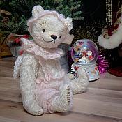 Куклы и игрушки ручной работы. Ярмарка Мастеров - ручная работа Нежный мишка.. Handmade.