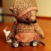 Куклы и игрушки ручной работы. Ярмарка Мастеров - ручная работа Мышка Эмми. Handmade.