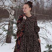 """Одежда ручной работы. Ярмарка Мастеров - ручная работа Платье """"Бохо-стиль"""". Handmade."""