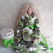 Куклы и игрушки handmade. Livemaster - original item Tilda bath angel, bath fairy. Handmade.