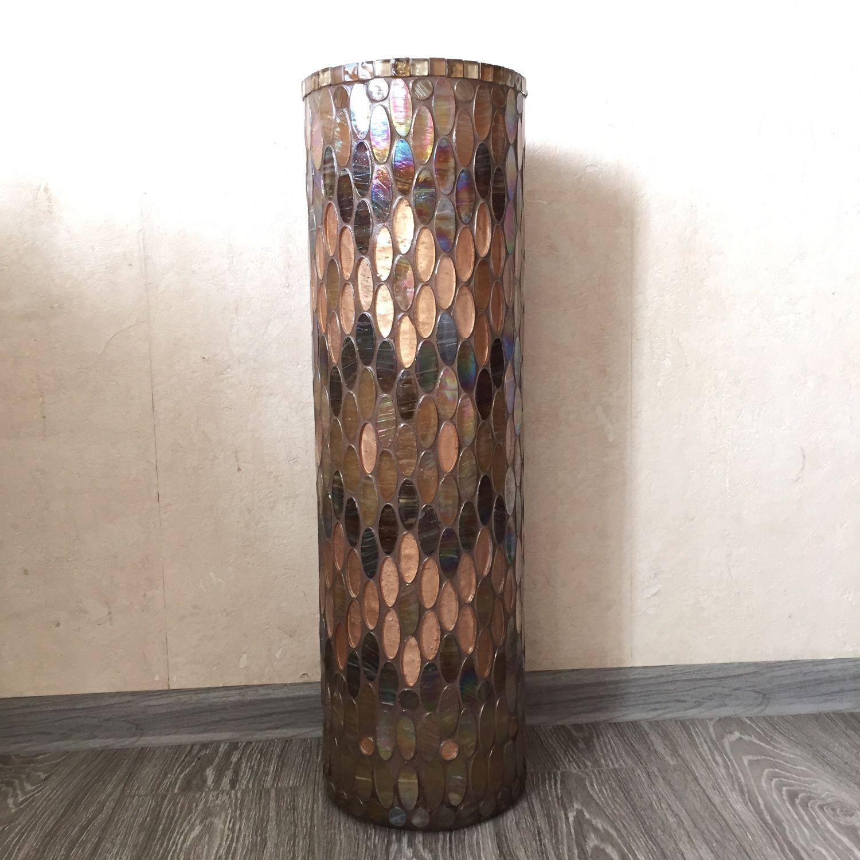 Напольная ваза 70см Мозаика