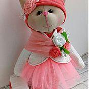 Куклы и игрушки handmade. Livemaster - original item Pink cloud. Handmade.