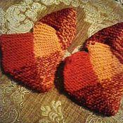 Одежда ручной работы. Ярмарка Мастеров - ручная работа Вязаные носки. Handmade.