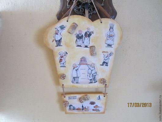 Подвески ручной работы. Ярмарка Мастеров - ручная работа. Купить Панно для Кухни. Handmade. Желтый, оригинальный сувенир