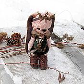 Куклы и игрушки ручной работы. Ярмарка Мастеров - ручная работа Зайка Эйна. Handmade.