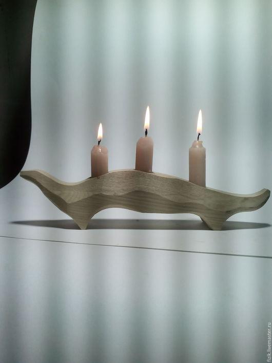 Освещение ручной работы. Ярмарка Мастеров - ручная работа. Купить подсвешник. Handmade. Подсвечник, дизайн