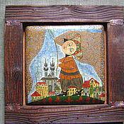 Картины и панно ручной работы. Ярмарка Мастеров - ручная работа Пражские сны. Handmade.