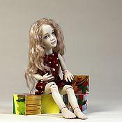 Куклы и игрушки ручной работы. Ярмарка Мастеров - ручная работа Шарнирные куклы. Handmade.