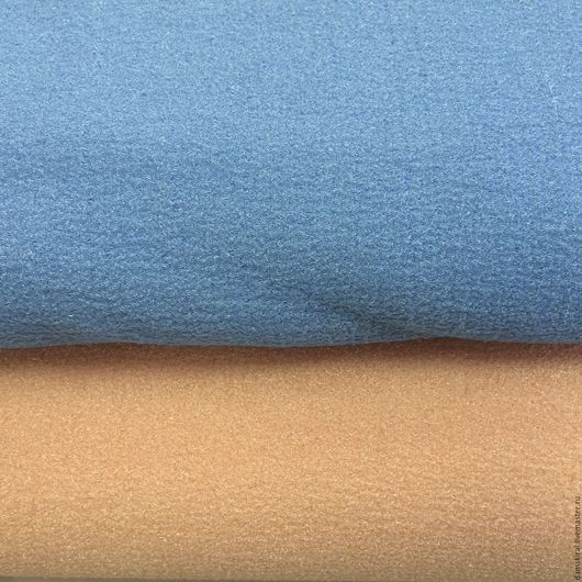 """Шитье ручной работы. Ярмарка Мастеров - ручная работа. Купить Ткань """" Манка"""". Handmade. Голубой, ткань для творчества"""