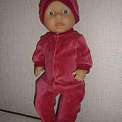 Куклы и игрушки ручной работы. Ярмарка Мастеров - ручная работа Одежда для кукол Беби Бон. Handmade.