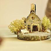 Для дома и интерьера ручной работы. Ярмарка Мастеров - ручная работа Домик Ганса. Handmade.
