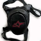 Сумки и аксессуары handmade. Livemaster - original item Bag on the belt