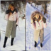 Одежда ручной работы. Ярмарка Мастеров - ручная работа Пальто демисезонное/зимнее. Handmade.