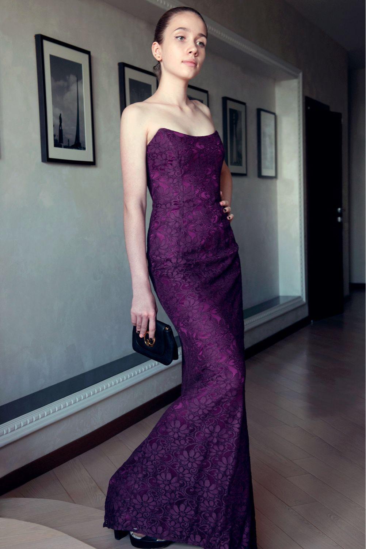 ac303e19adb Платья ручной работы. Ярмарка Мастеров - ручная работа. Купить вечернее  платье корсетное.