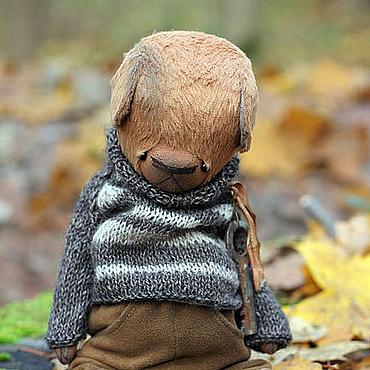 Куклы и игрушки ручной работы. Ярмарка Мастеров - ручная работа Про осень...... Handmade.