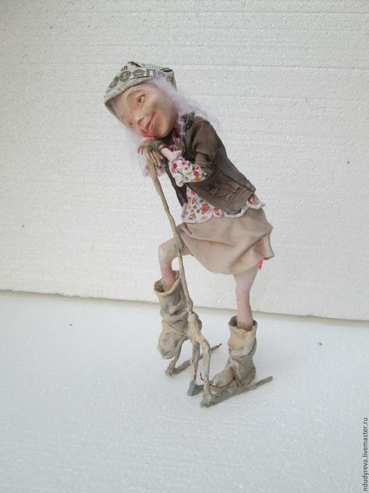 Коллекционные куклы ручной работы. Ярмарка Мастеров - ручная работа. Купить Регина. Handmade. Коричневый, розовый