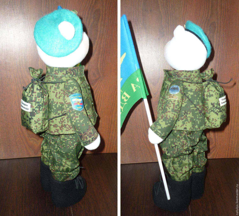Подарок для десантника