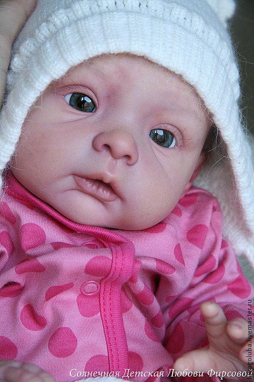 Куклы-младенцы и reborn ручной работы. Ярмарка Мастеров - ручная работа. Купить Малышка реборн  Софи 3. Handmade. Реборн