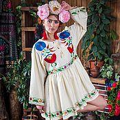 "Одежда handmade. Livemaster - original item dress ""Spring Tale"". Handmade."