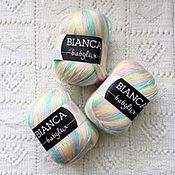 Материалы для творчества handmade. Livemaster - original item Yarn YARNART Bianca BabyLux. Handmade.