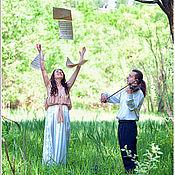 """Аксессуары ручной работы. Ярмарка Мастеров - ручная работа """"Любовь и музыка""""-идея и оформление фотосессии. Handmade."""
