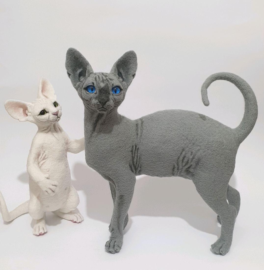 2 Котика, Мягкие игрушки, Угледар,  Фото №1