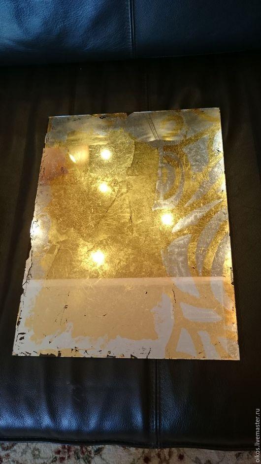 Зеркала ручной работы. Ярмарка Мастеров - ручная работа. Купить Состаренное настенное зеркало в стиле лофт подарок мужчине. Handmade.